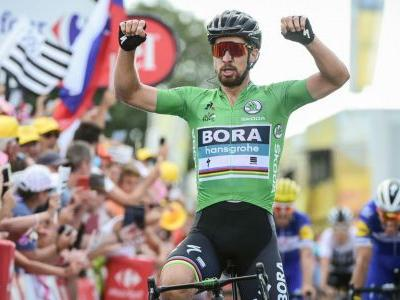 Tour de France 2018: Sprint king Peter Sagan wins Stage 5