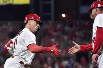 WATCH: O'Neill goes deep twice in Cardinals' win over Pirates