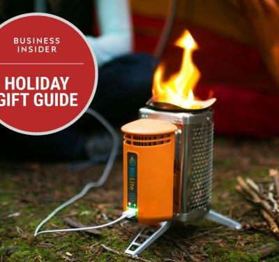 10 gifts camping enthusiasts have probably never seen before