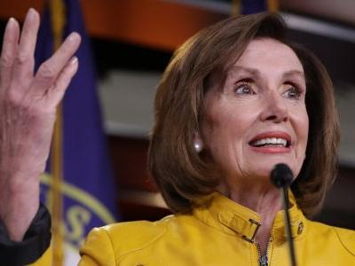 Nancy Pelosi Trashes Left Wing of Democratic House in Interview as 'Four People'