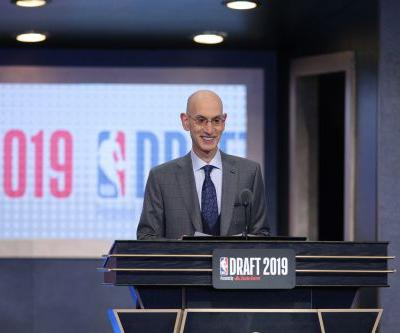 NBA approves coach's challenge; Adam Silver discusses improving free agency process