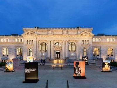 Apple CEO Tim Cook Discusses Apple's Revamped Carnegie Library Store in Washington, D.C