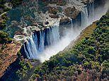Nothing beats the sheer thrill of Africa's mighty Victoria Falls