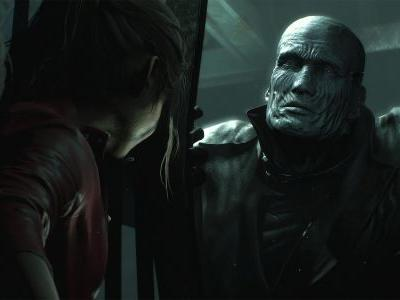 Resident Evil 2's Mr. X Is One of the Best and Most Terrifying Video Game Enemies We've Seen In Years