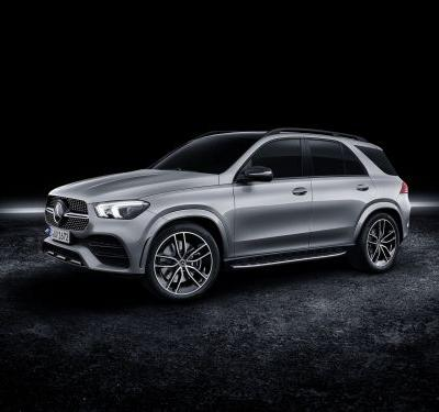 Mercedes-Benz GLE 580 Has a Hybrid V8 More Powerful Than an AMG GT
