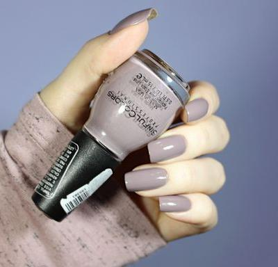 Sinful Colors Nail Polish in 'Nirvana' and 'Taupe Is Dope' Review & Demo