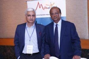 Mauritius Tourism Promotion Authority organised roadshow in Kolkata
