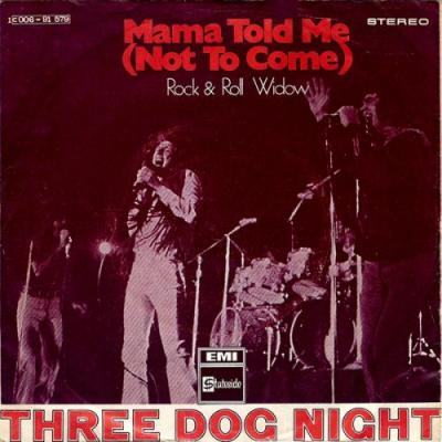 "The Number Ones: Three Dog Night's ""Mama Told Me """