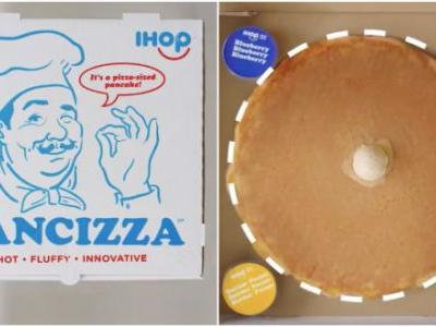 IHOP Is Selling Huge Pancake 'Pizzas' All Weekend And Your Kids Are Gonna Flip