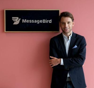 Here's the pitch deck that MessageBird - now worth $3 billion - used to raise its 2017 Series A to help companies chat or text with their customers