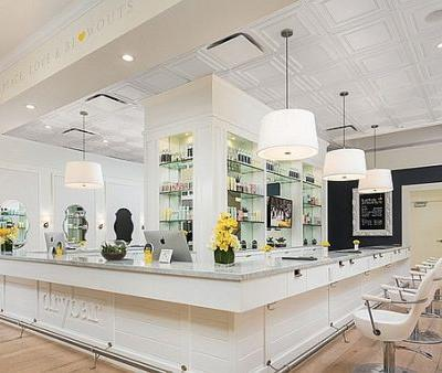 At This New Drybar Concept Store, A Hair Style Is Only $20
