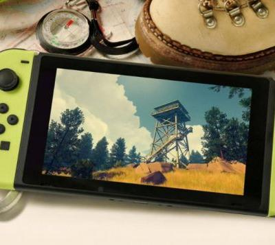 Firewatch adventure arrives on Nintendo Switch December 17th