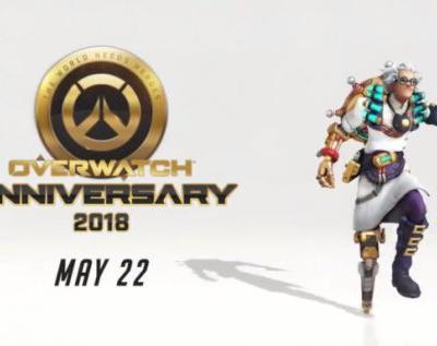 All the new Overwatch anniversary event skins have leaked