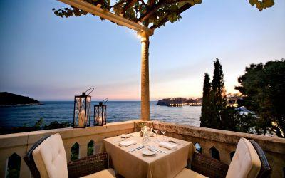 Top 10: the most romantic hotels in Dubrovnik