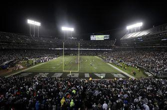 Raiders to meet with Coliseum Authority about Oakland lease