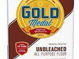 General Mills recalls bags of Gold Medal flour over salmonella fears