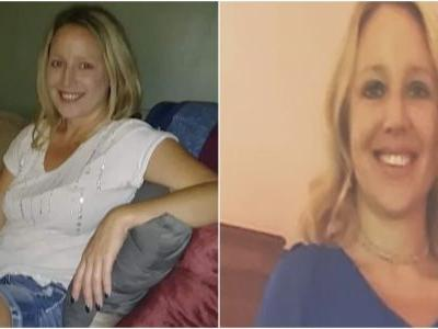 A Texas woman, 38, has been missing since going to watch a movie at her male co-worker's house more than a week ago