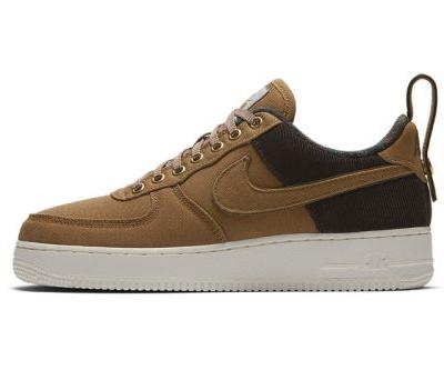 An Official Look at the Carhartt WIP x Nike Air Force 1