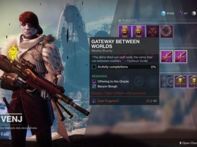 Destiny 2: Forsaken - How to unlock the third Seed of Light
