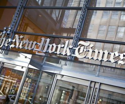 Trump campaign sues New York Times for libel
