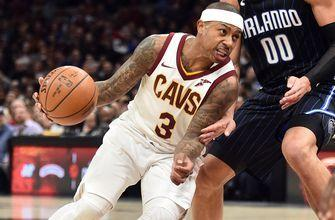 Cavs snap four-game losing streak with win over Magic