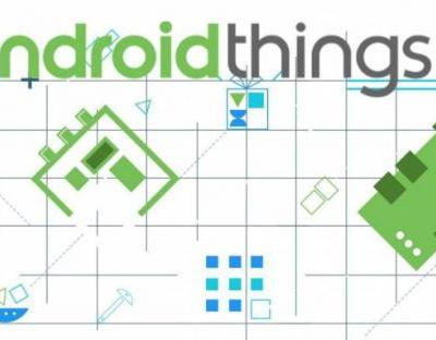 Android Things to become an OEM platform for smart speakers, smart displays