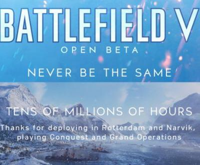 Battlefield V open beta results: DICE will scale back supply stations, improve vision