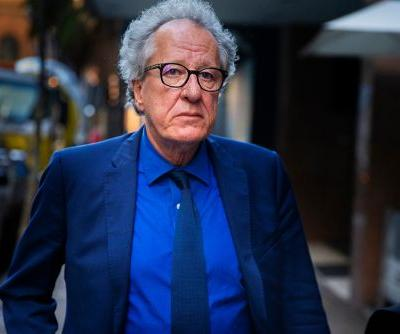 Actress tells court she heard Geoffrey Rush's career is over