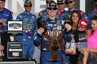 New Hampshire NASCAR Cup Series Notes: 2019 Foxwoods Resort Casino 301