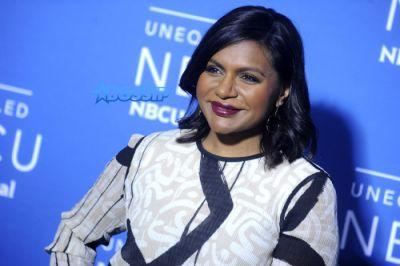 """Celebrity Seeds: 38-Year-Old Comedienne Mindy Kaling Toting Gut Full Of """"Unexpected Surprise"""" Baby"""