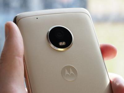 Moto G5 Plus is $130 off for Black Friday and cheaper than Amazon