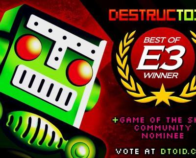 Vote now for the Destructoid Community E3 2019 Game of Show Award
