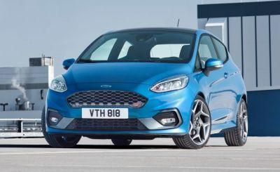 2018 Ford Fiesta ST Debuts Three-Cylinder EcoBoost with Same Power As the Four