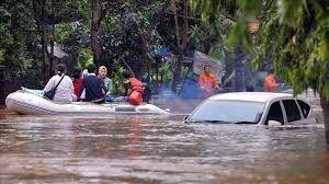 29 killed, 13 missing and thousands dislocated by severe floods in Indonesian Island Sumatra