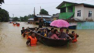 Myanmar flood: More than 23,000 affected so far in this July