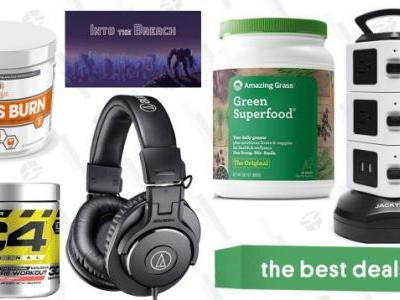 The Best New Year's Day Deals: Supplements, Scales, Superfoods, and More