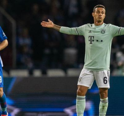Hertha Berlin 2 Bayern Munich 0: Champions stunned as Kovac suffers first defeat