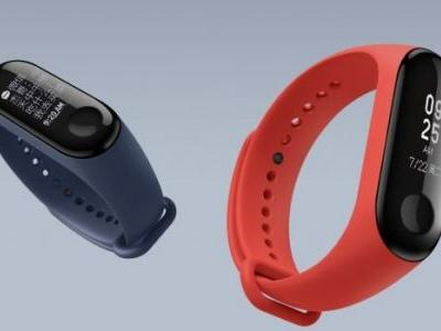 Xiaomi Mi Band 3 Color Wristbands Went on Sale at 19.9 Yuan