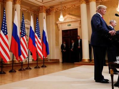 Putin reportedly proposed holding a referendum to solve the conflict in Ukraine in his closed-door meeting with Trump