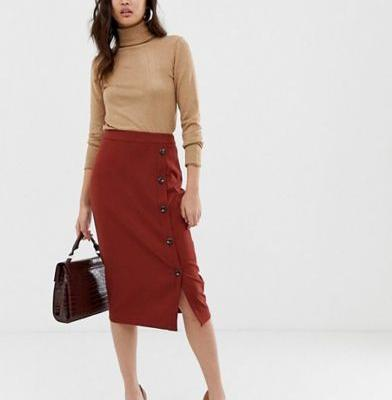 Chic Winter Skirts to Cozy Up in, ASAP