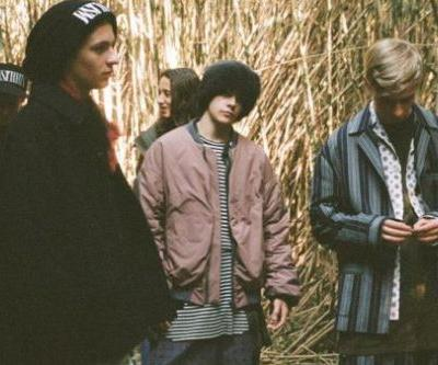 LAD MUSICIAN's 2017 Fall/Winter Campaign Delivers a New Age Grunge Aesthetic