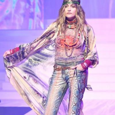 Jean-Paul Gaultier's Final Couture Show Featured An Iconic Cast of Models