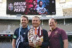 Western Australia to attract 15,000 visitors this weekend for State of Origin clash