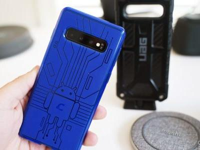 Samsung Galaxy S10 Starter Kit: Cases, chargers, more accessories