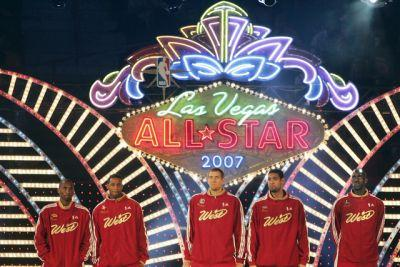 Ten years later, memories of NBA All-Star Game in Las Vegas remain fresh