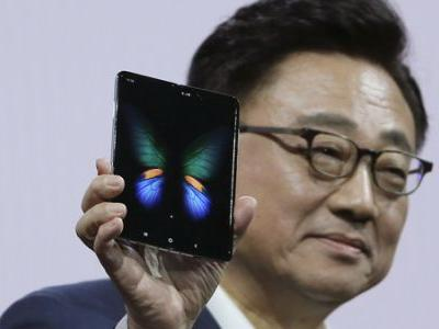 Samsung Delays Launch Of Folding Phone After Reviewers Find Broken Screens