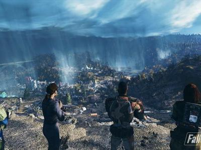 Fallout 76 Will Have Free Updates and DLC, Funded by Purchasable Cosmetics