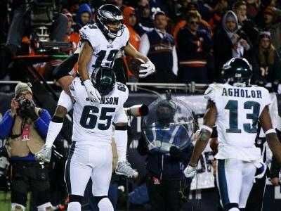 NFL playoffs 2019: Three takeaways from the Eagles' win over the Bears