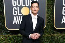 Rami Malek Wins Best Actor in a Drama For 'Bohemian Rhapsody' at the 2019 Golden Globes
