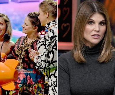 'Fuller House' cast may have referenced Lori Loughlin at Kids' Choice Awards